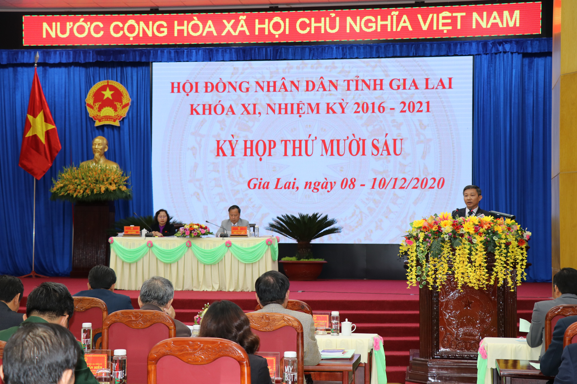 Kỳ họp HĐND tỉnh Gia Lai: Đoàn Giám sát báo cáo gì về thủy lợi Plei keo (!?) - Ảnh 4.