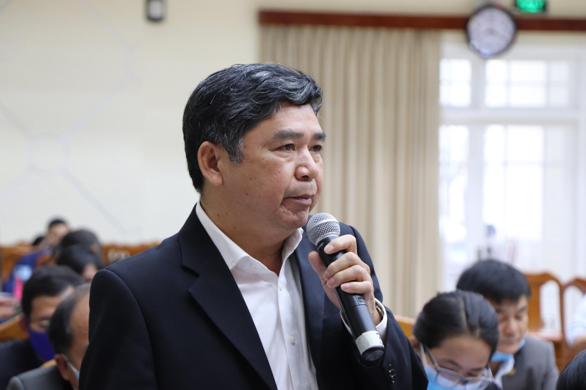 Bí thư, Phó Bí thư Quảng Nam rất quan tâm đến Khu phố chợ Bà Rén hàng chục tỷ đồng  - Ảnh 2.