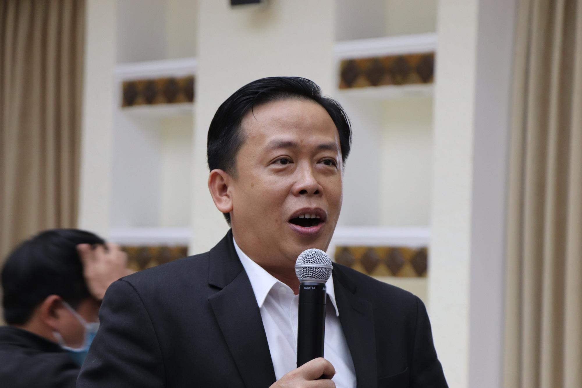 Bí thư, Phó Bí thư Quảng Nam rất quan tâm đến Khu phố chợ Bà Rén hàng chục tỷ đồng  - Ảnh 3.