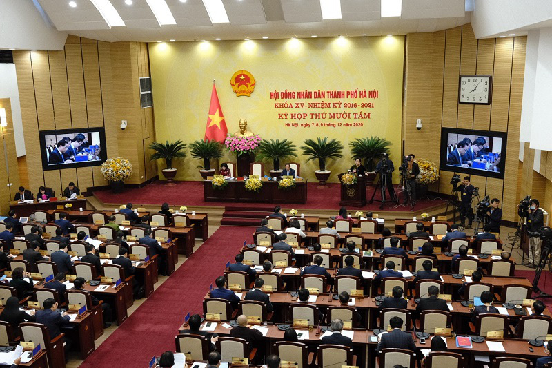 """Ông Chu Ngọc Anh """"bật mí"""" việc lựa chọn các nhân sự Phó Chủ tịch UBND Hà Nội - Ảnh 1."""