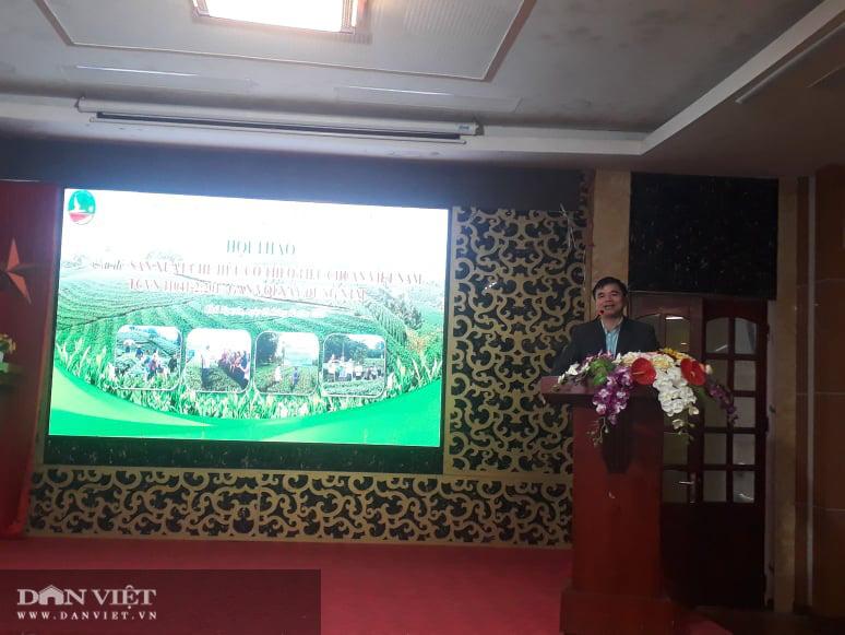 Thái Nguyên: Sản xuất chè hữu cơ theo tiêu chuẩn Việt Nam góp phần xây dựng NTM - Ảnh 6.