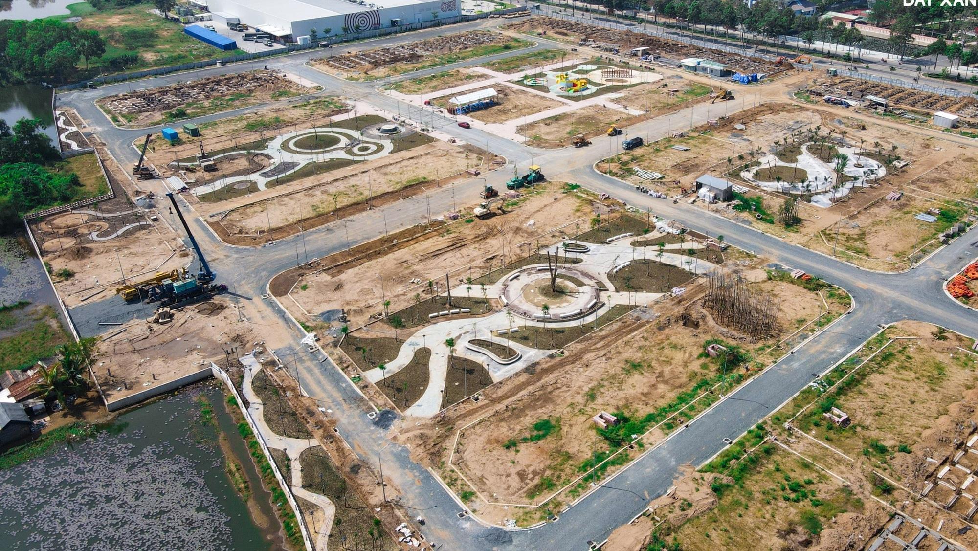 Khánh thành công viên đẹp nhất dự án TNR Amaluna - Ảnh 3.