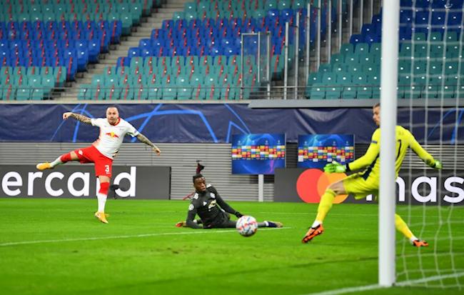 """Leipzig đánh bại M.U, """"Tiểu Mourinho"""" gọi học trò là """"những cỗ máy"""" - Ảnh 1."""