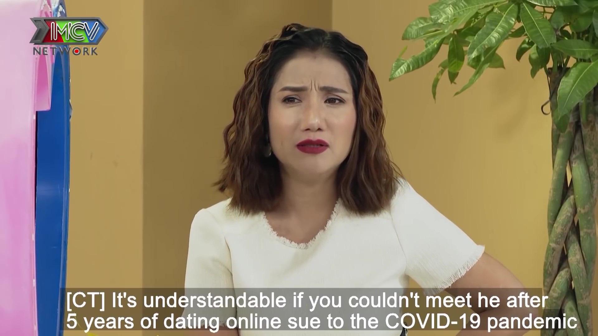 """5 năm hẹn hò online, không gặp mặt dù cùng thành phố, MC Cát Tường """"khóc nghẹn"""" - Ảnh 4."""