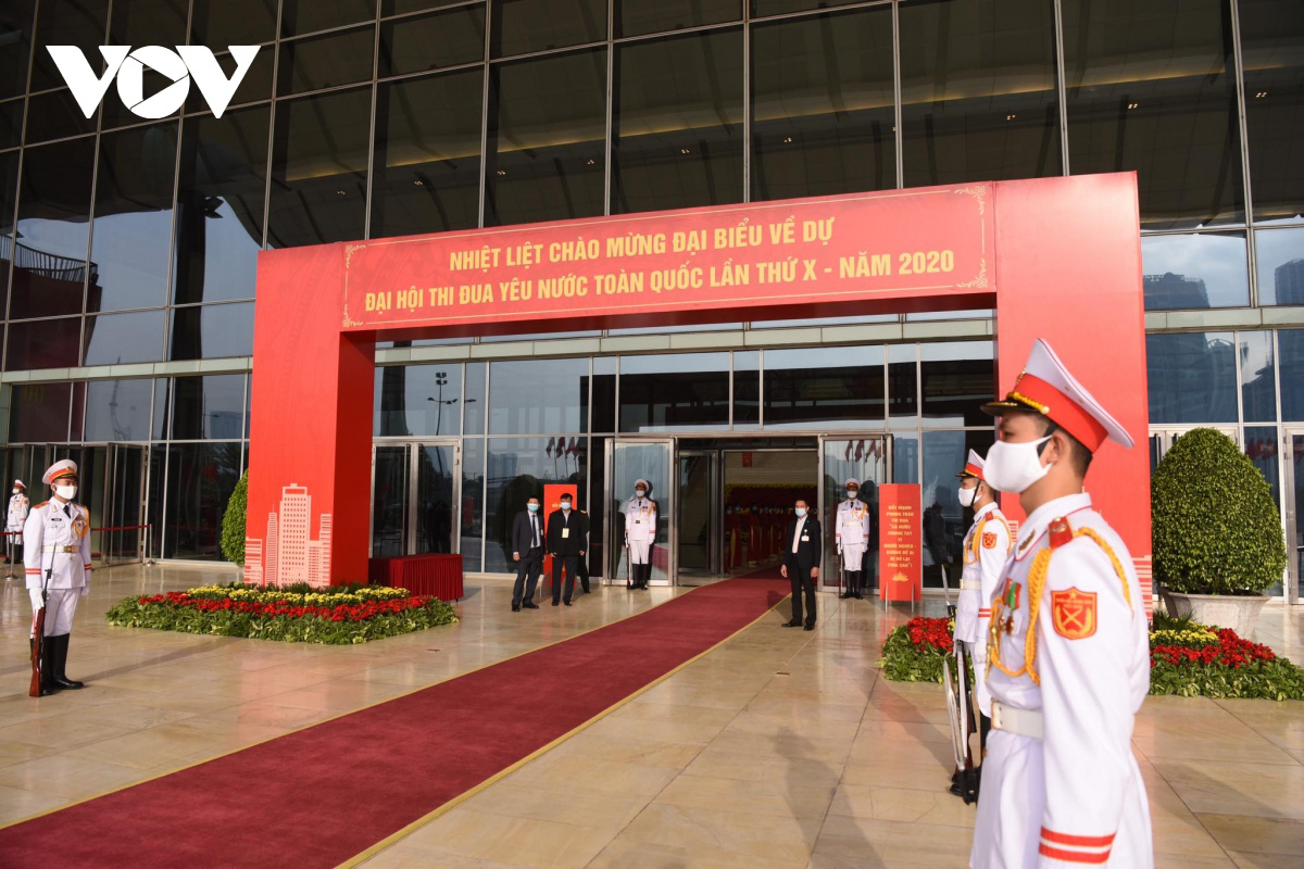 Bắt đầu các hoạt động Đại hội Thi đua yêu nước toàn quốc lần thứ X - Ảnh 2.