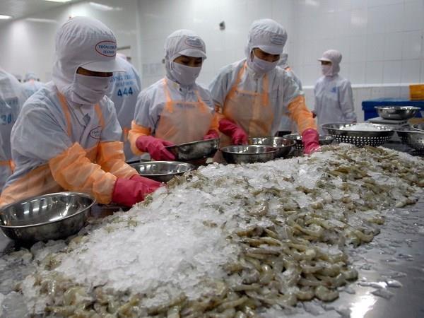 Lo sợ dịch Covid, Trung Quốc tăng cường kiểm soát hàng thủy sản đông lạnh nhập khẩu - Ảnh 1.