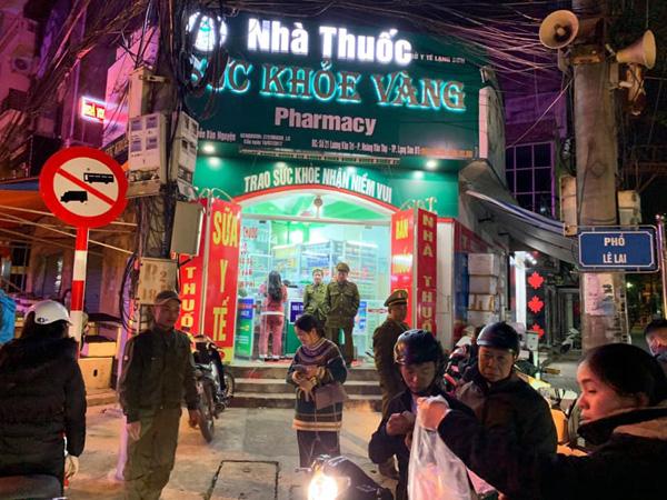 Lạng Sơn: Không niêm yết giá 2 cơ sở kinh doanh vật tư y tế bị phạt - Ảnh 1.