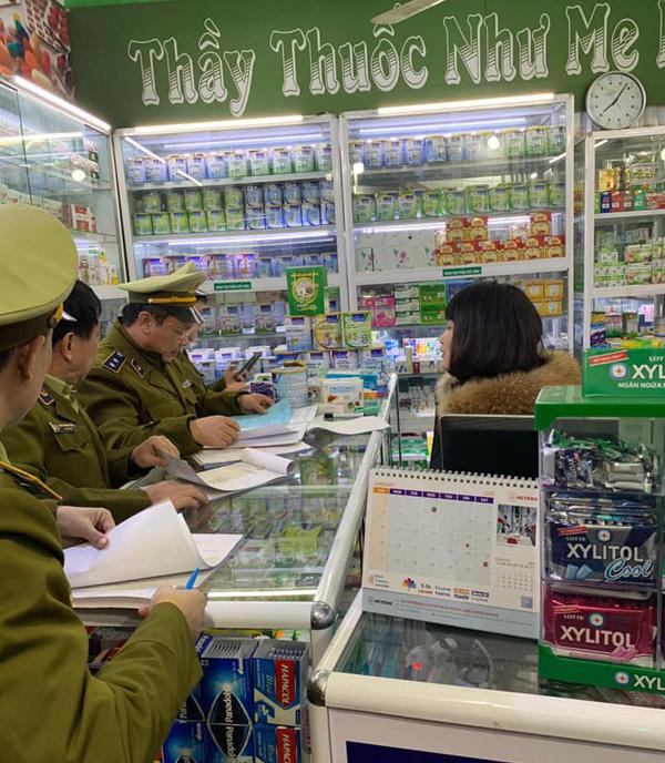 Lạng Sơn: Không niêm yết giá 2 cơ sở kinh doanh vật tư y tế bị phạt - Ảnh 2.