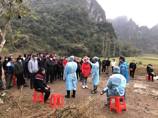 Cao Bằng: Biên phòng phát hiện gần 100 người nhập cảnh trái phép  - Ảnh 1.