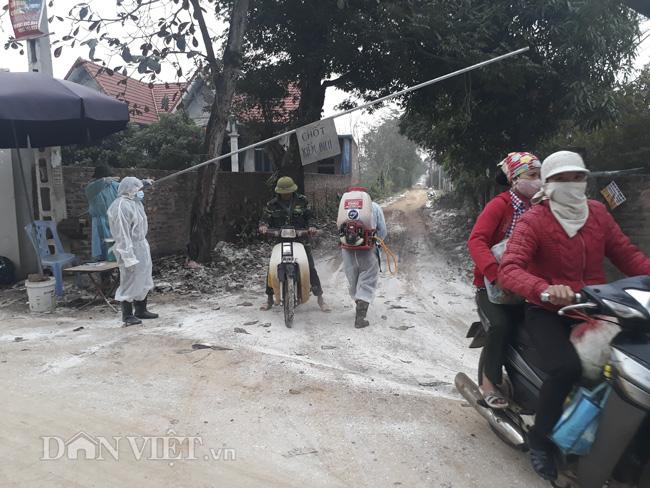 Chuyện ghi ở ổ dịch cúm A/H5N6 Hà Nội: Phập phồng lo trắng tay - Ảnh 7.