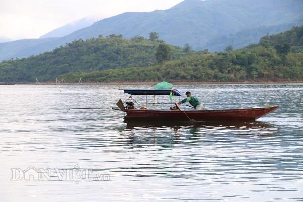 Về Quỳnh Nhai thưởng thức đặc sản cá tép dầu - Ảnh 1.