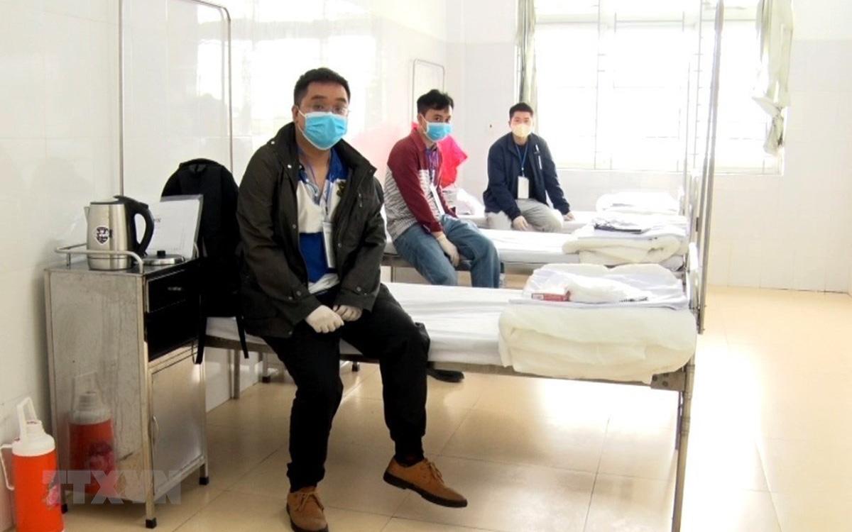 Hơn 5.000 lao động Trung Quốc được cách ly tại 41 tỉnh, thành Việt Nam