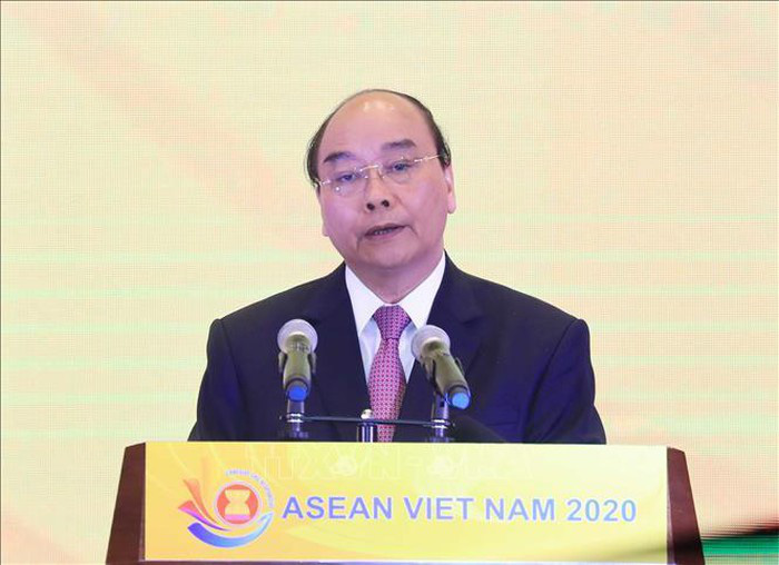 Thủ tướng Nguyễn Xuân Phúc ra Tuyên bố của Chủ tịch ASEAN về virus Corona - Ảnh 1.