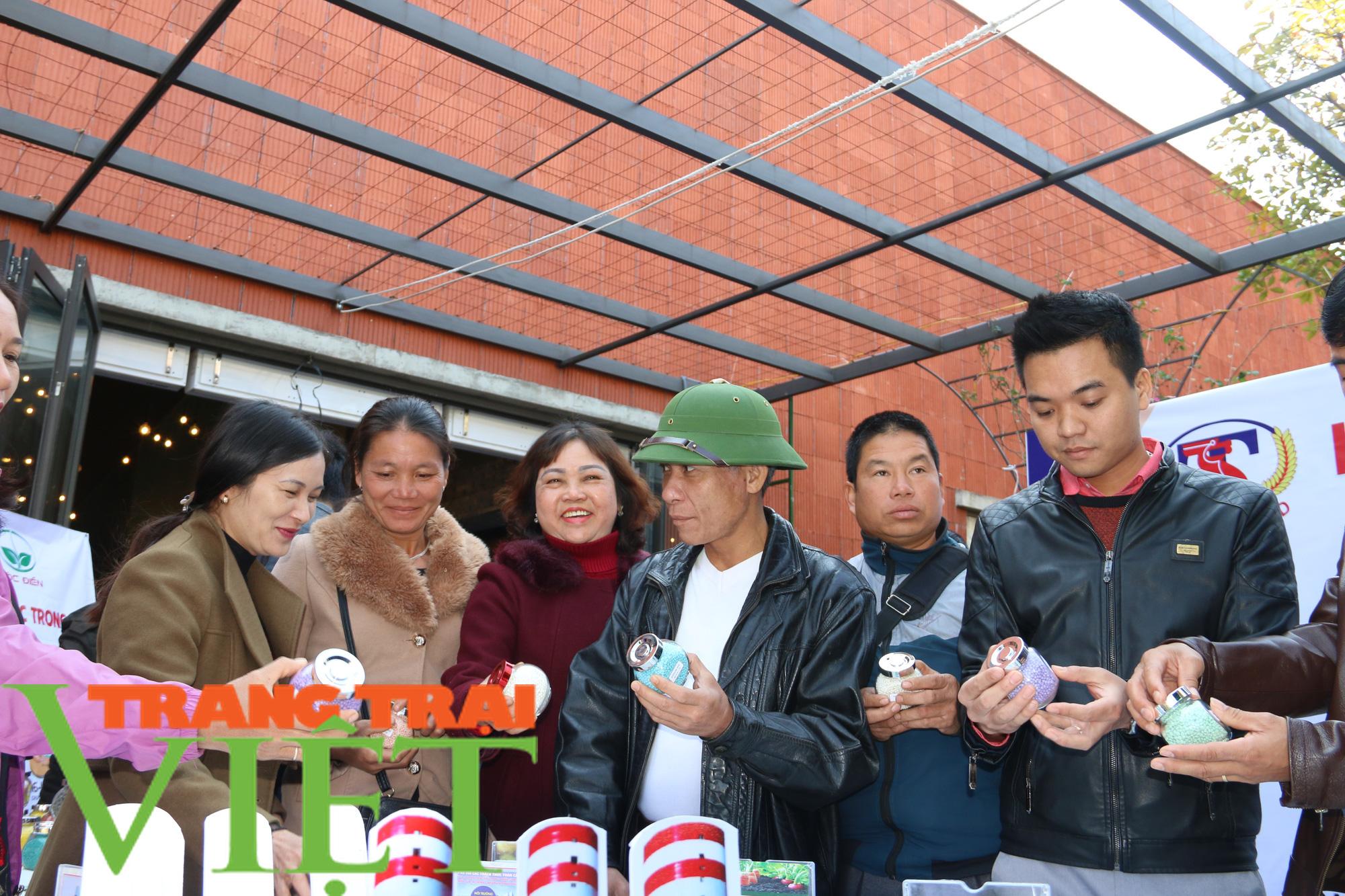 Hội Nông dân Sơn La hỗ trợ các hội viên phát triển kinh tế - Ảnh 5.