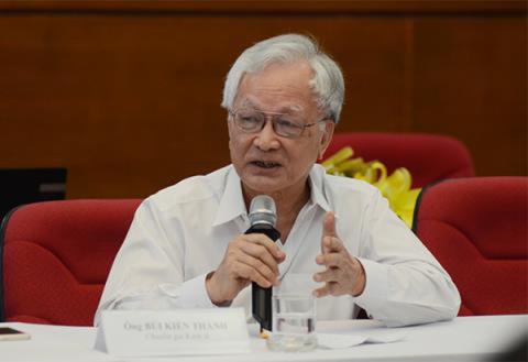 Ông Bùi Kiến Thành: Lời giải cho bất động sản tắc ngàn tỷ vốn - Ảnh 1.