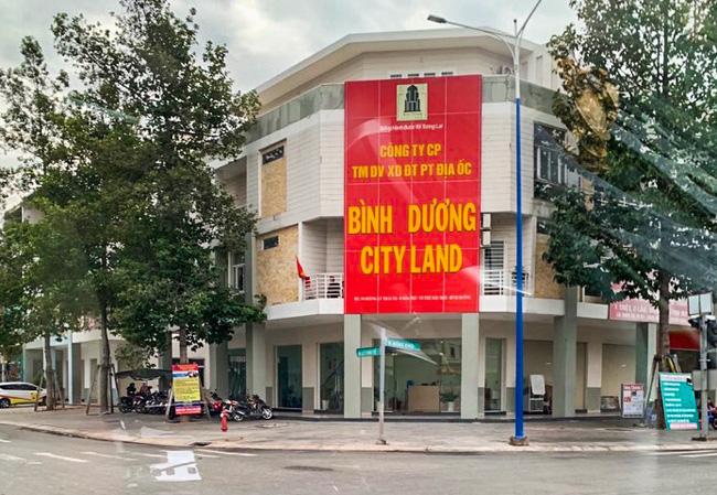 """Bắt hai lãnh đạo Bình Dương City Land bán dự án """"ma""""  - Ảnh 1."""