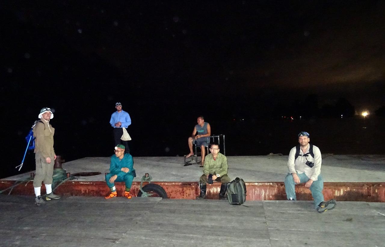 Ly kỳ chuyện đêm lạnh đi tìm loài thạch sùng mí bí ẩn ở Vịnh Hạ Long - Ảnh 2.