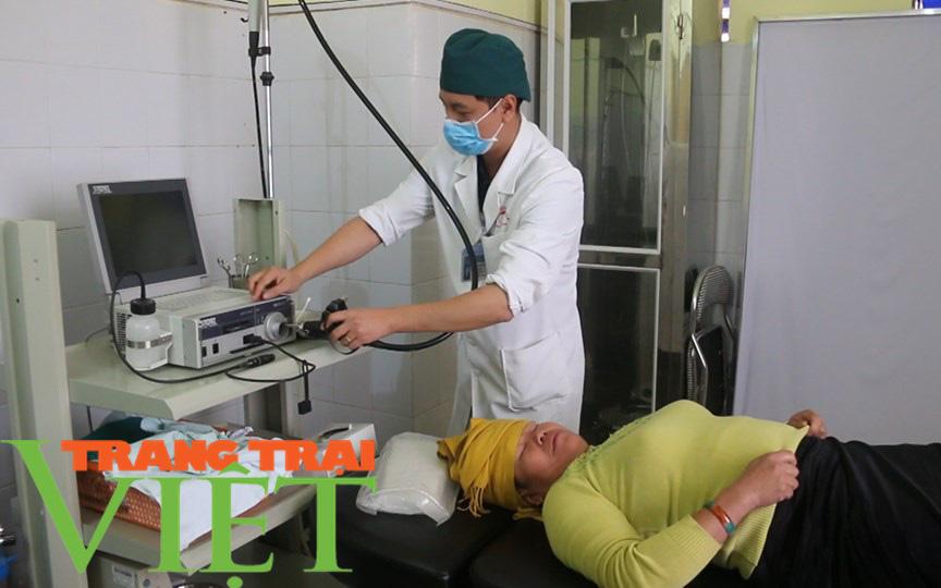 Bệnh viện Đa khoa Mai Sơn: Không ngừng đổi mới vì sự hài lòng của người bệnh