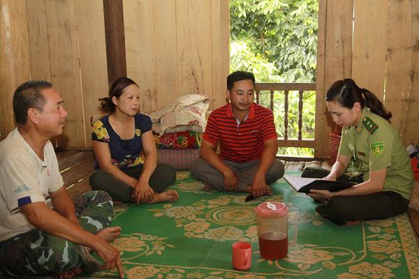 Sơn La: Phát huy tốt vai trò cơ sở trong việc bảo vệ rừng - Ảnh 1.