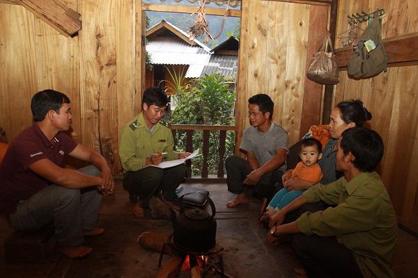 Sơn La: Phát huy tốt vai trò cơ sở trong việc bảo vệ rừng - Ảnh 5.