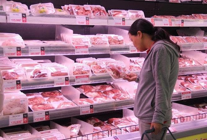 Nhập khẩu thịt lợn tăng 205% so với cùng kỳ năm 2019 - Ảnh 1.