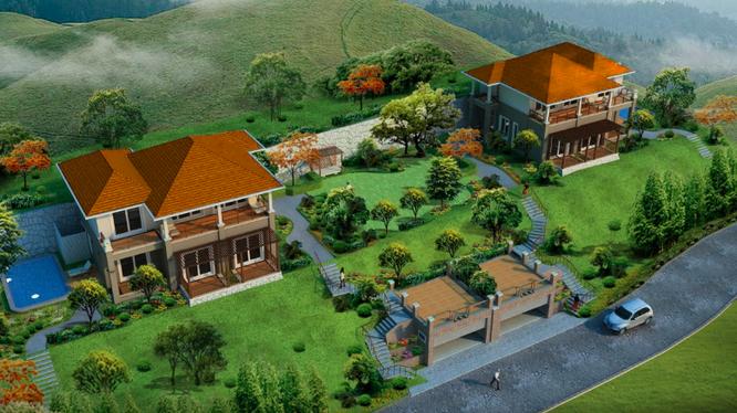 Hoà Bình chỉ định thầu dự án nghỉ dưỡng Đông Trường Sơn - Ảnh 1.