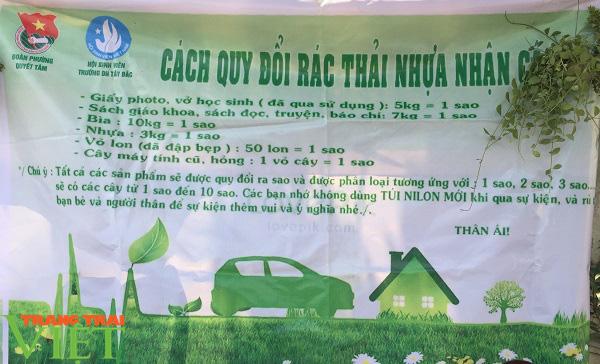 """Nông thôn mới Sơn La: """"Đổi giấy, nhựa  lấy cây xanh"""" – Hành động nhỏ, lợi ích to - Ảnh 2."""