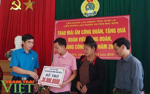 """Nông thôn mới Sơn La:  """"Mái ấm Công đoàn"""", nơi chan chứa nghĩa tình - Ảnh 1."""