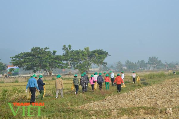 Điện Biên: Nông dân Thanh Yên giữ vững tiêu chí môi trường trong xây dựng NTM - Ảnh 1.