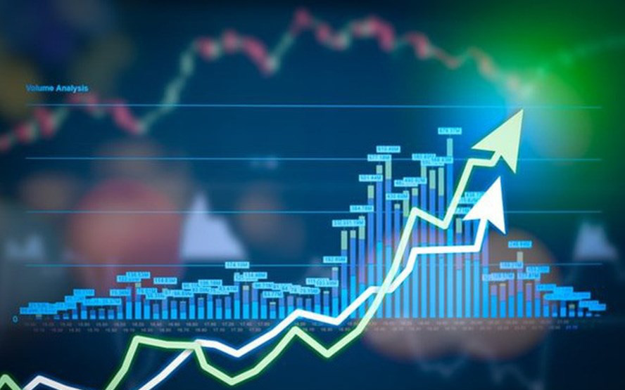 """Chứng khoán hôm nay 25/3: Dòng tiền chảy mạnh, """"họ VIN"""" đưa VN-Index bay xa"""