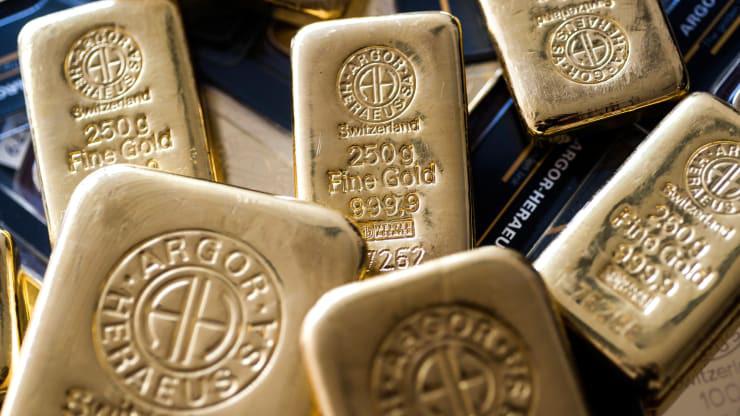 Giá vàng hôm nay 26/3, vàng tiếp tục tăng mạnh - Ảnh 1.