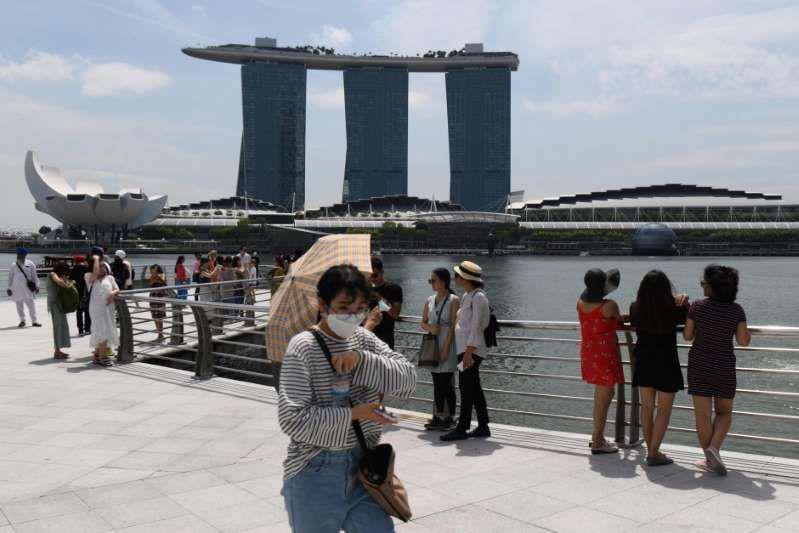 """Năm 2020, kinh tế Singapore """"bi đát"""" chưa từng có - Ảnh 1."""