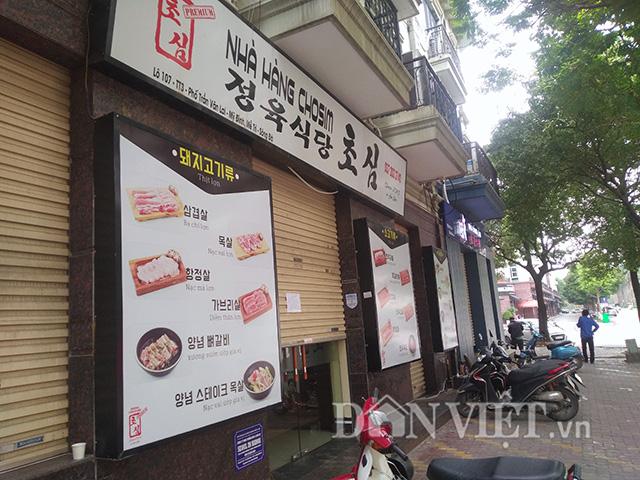 """""""Khu phố Hàn Quốc"""" ra sao khi """"lệnh cấm"""" đóng nhà hàng, quán ăn? - Ảnh 4."""