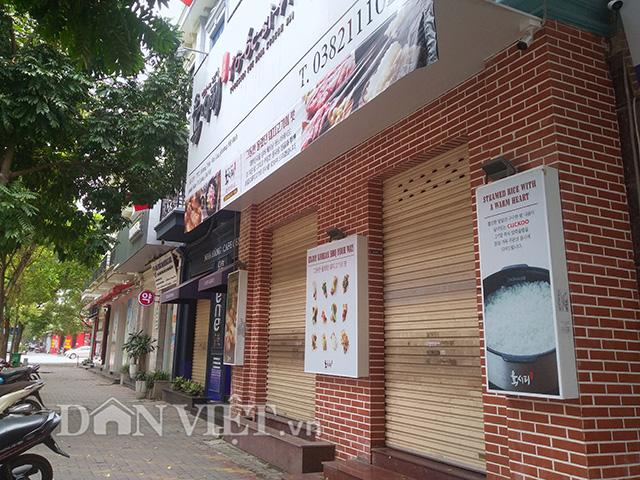 """""""Khu phố Hàn Quốc"""" ra sao khi """"lệnh cấm"""" đóng nhà hàng, quán ăn? - Ảnh 3."""