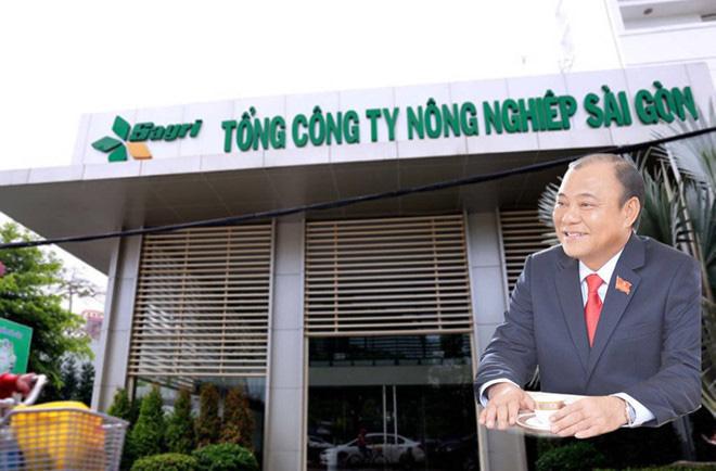 Vụ Lê Tấn Hùng bị bắt vì sai phạm: Cảnh cáo Ban Thường vụ Đảng ủy SAGRI - Ảnh 2.