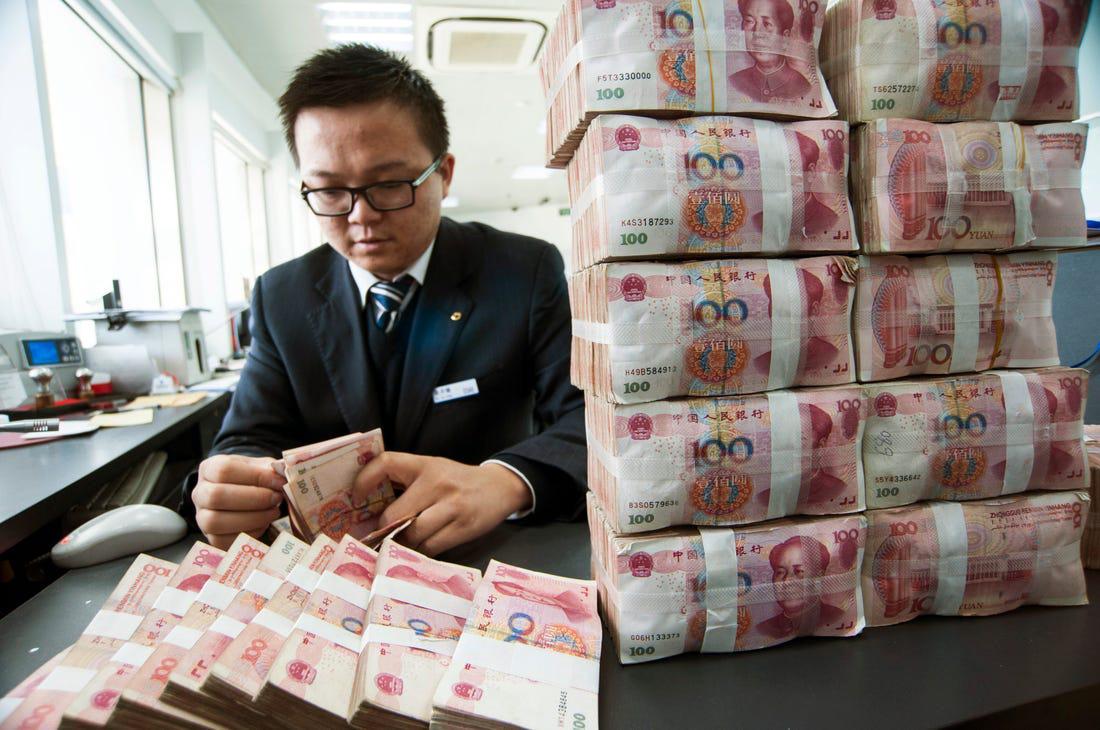 Bom nợ Trung Quốc phình to, vì sao thế giới 'lo ngay ngáy'? - Ảnh 2.