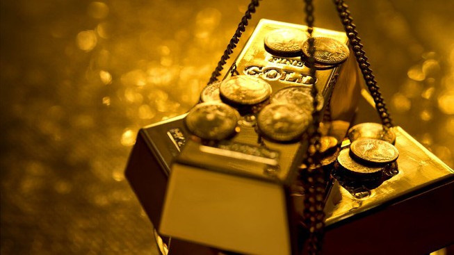 """Giá vàng hôm nay 29/3: Nguồn cung vàng miếng thiếu hụ, vàng """"tiếp tục"""" leo thang - Ảnh 1."""