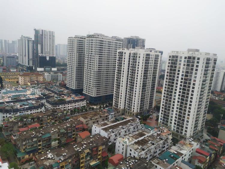 Giá chung cư ổn định trong 2 tháng đầu năm - Ảnh 1.