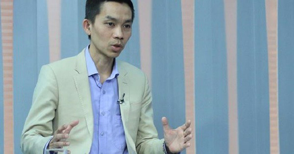 TS. Nguyễn Đức Thành: Tôi ngừng làm viện trưởng VEPR - Ảnh 1.