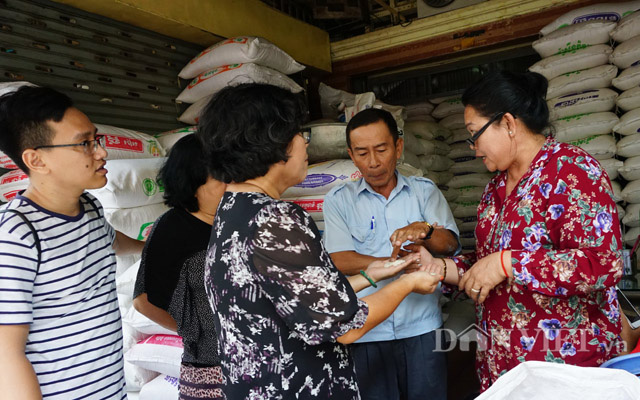 Sau đề xuất tiếp tục xuất khẩu gạo: Thị trường lúa gạo lại sôi động - Ảnh 4.