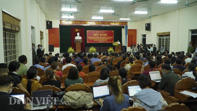 Vĩnh Phúc quyết tâm công bố hết dịch vào ngày 10/3 - Ảnh 1.