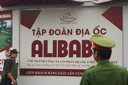 Thêm 14 bị can liên quan tới Địa ốc Alibaba bị khởi tố - Ảnh 1.