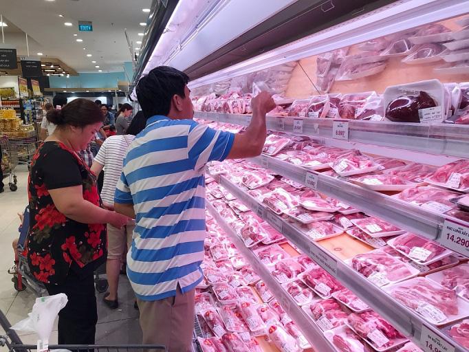 Tuần tới sẽ nhập khẩu thịt lợn từ Nga - Ảnh 2.
