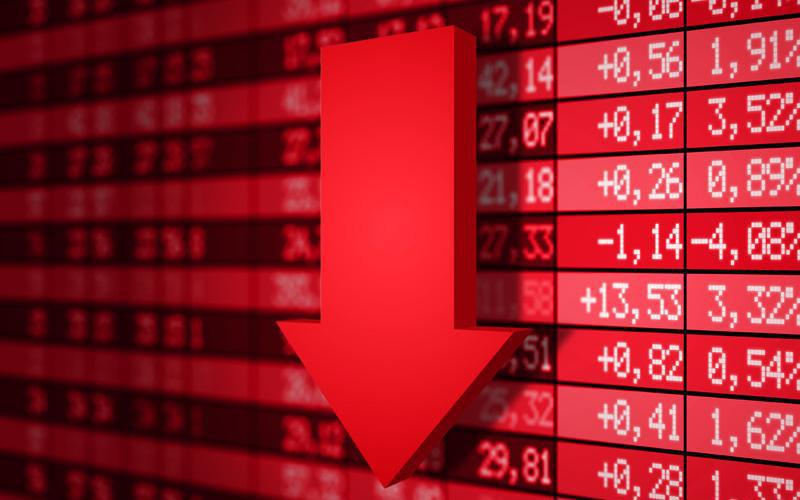 Gần 50 mã  giảm sàn, VN-Index mất 44 điểm