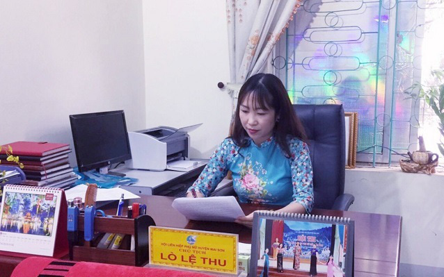 Nông thôn mới Sơn La: Vai trò làm chủ của phụ nữ được phát huy