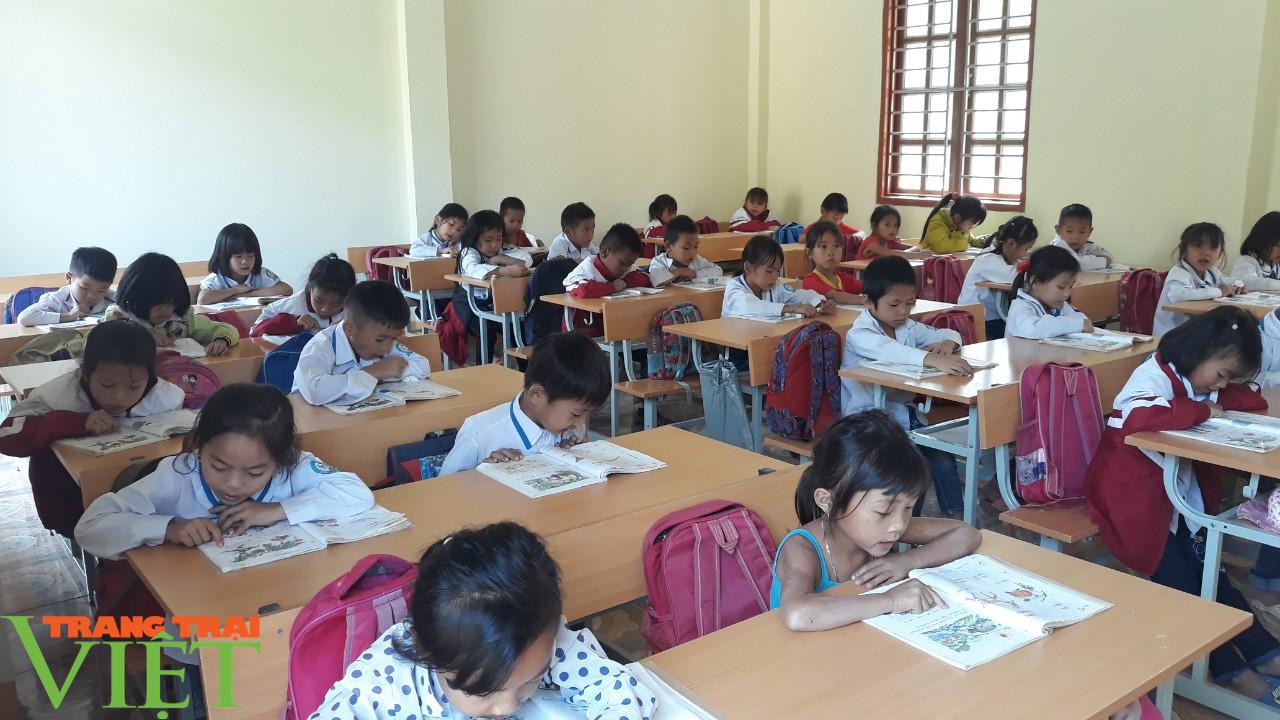 Hiệu quả công tác xã hội hóa giáo dục ở Mường La - Ảnh 2.