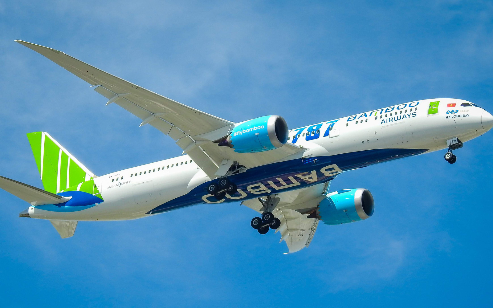 Hậu Covid-19: Bamboo Airways dự kiến khai thác 85 đường bay
