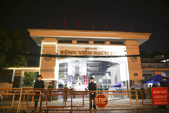 Loạt bệnh viện cắt hợp đồng Công ty Trường Sinh - Ảnh 1.