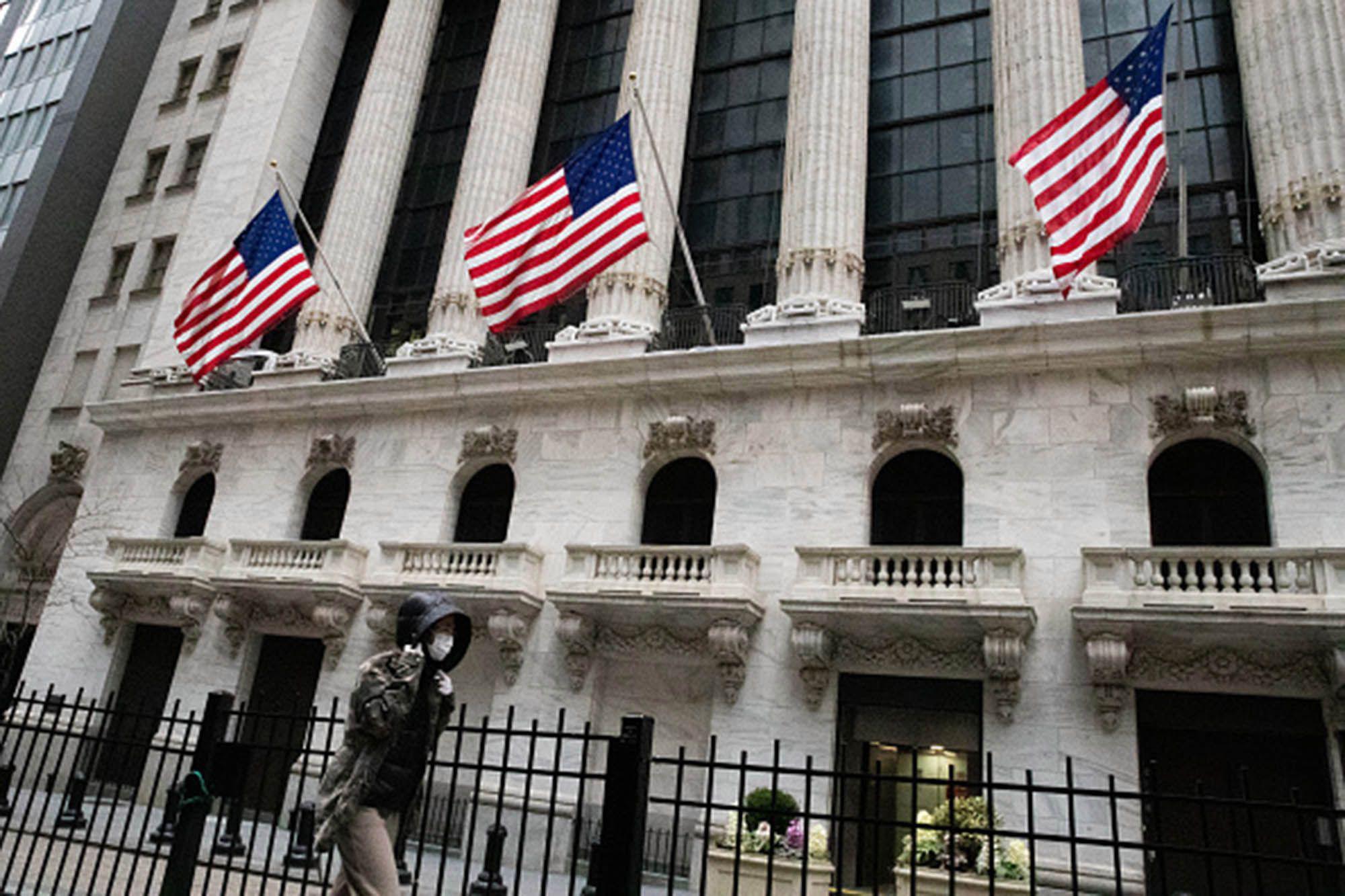 Chứng khoán Mỹ tăng khi cổ phiếu loạt đại gia công nghệ khởi sắc - Ảnh 1.