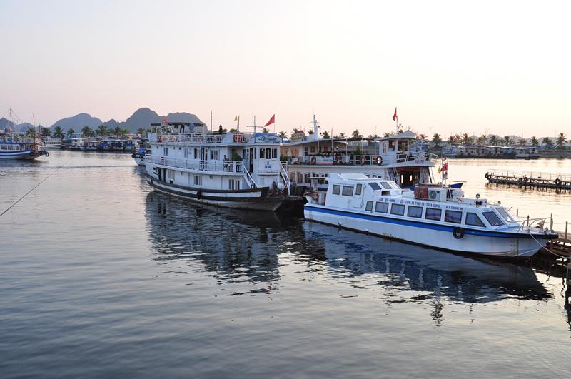 Quảng Ninh: Điều chỉnh tuyến đường thủy thăm quan vịnh Hạ Long - Ảnh 2.